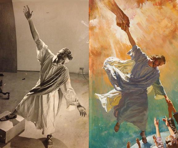 Religious Art I – Harry Anderson Art