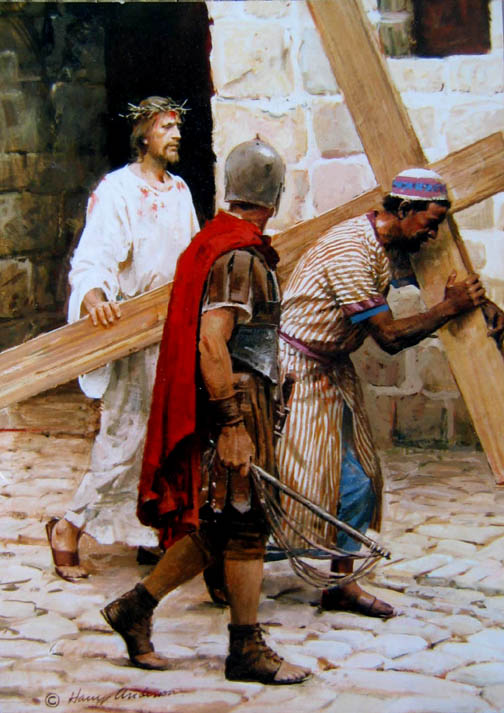 Religious Art I – Harry Anderson Art