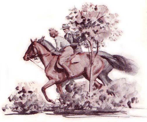 Cosmo1943horse