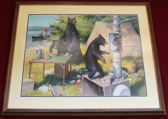 Bears3framed