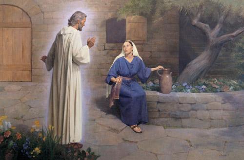 LDS Annunciation